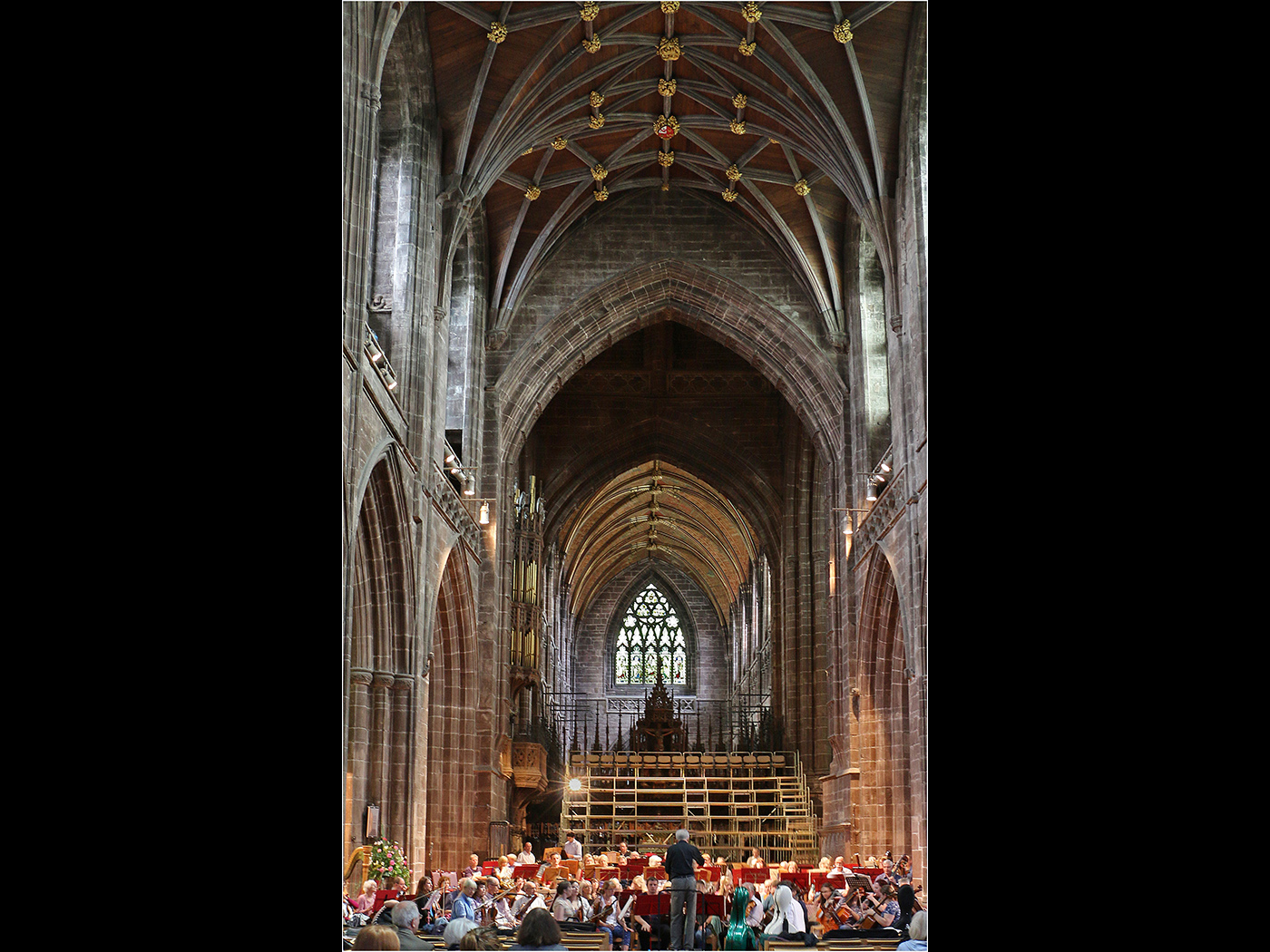 Chester Cathedral with Orchestra