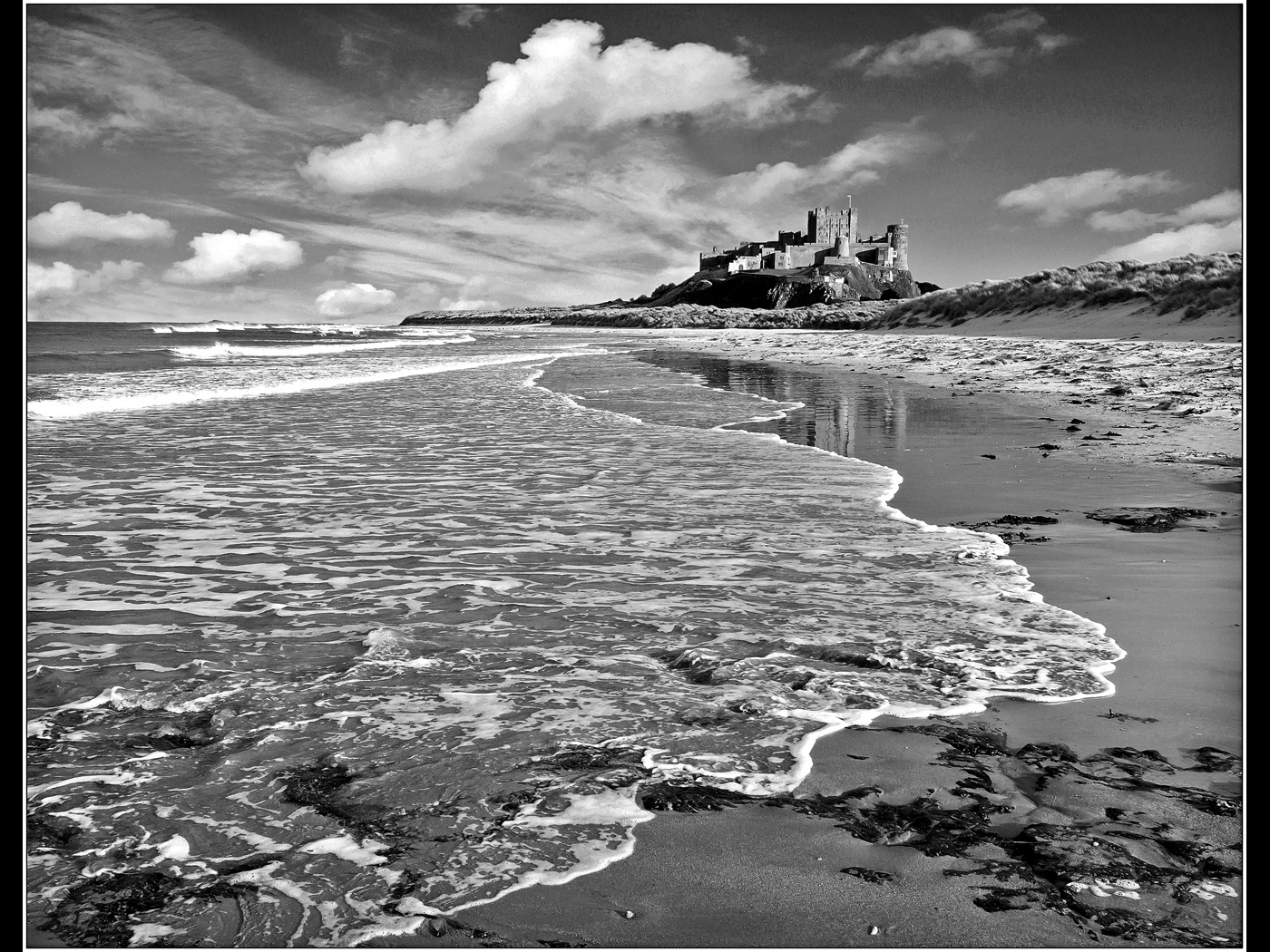 Dodging the Tide - Bamburgh