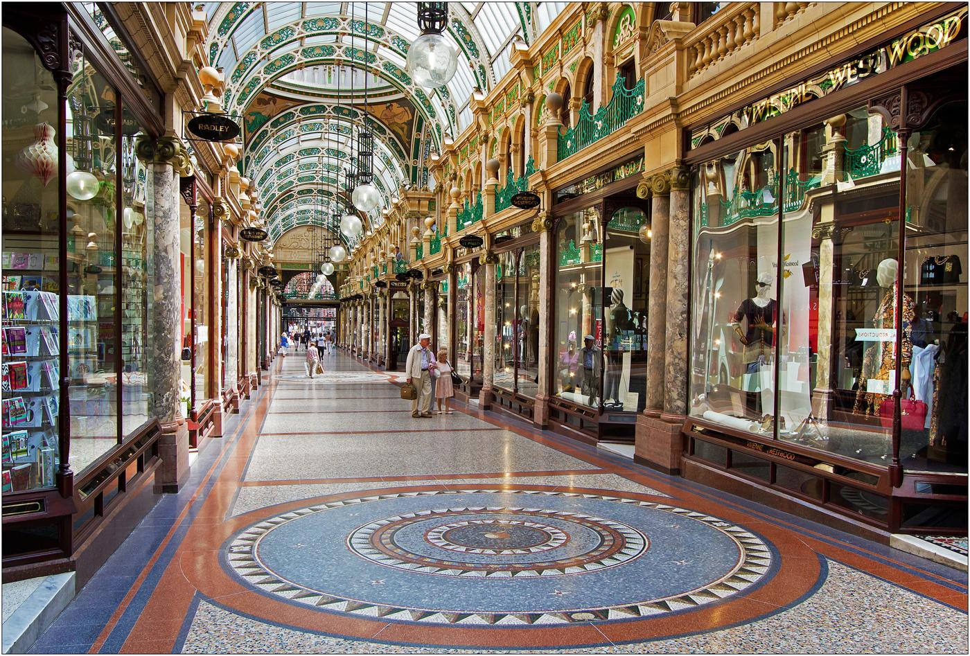Victoria Quarter Arcades