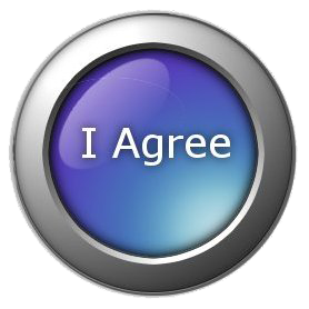 I Agree Button Social Tech