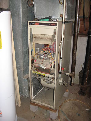 Heating Contractor Furnace Installation Refrigeration