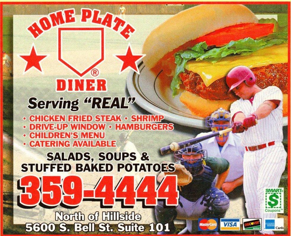 sc 1 st  amarillowebsites & Home Plate Diner