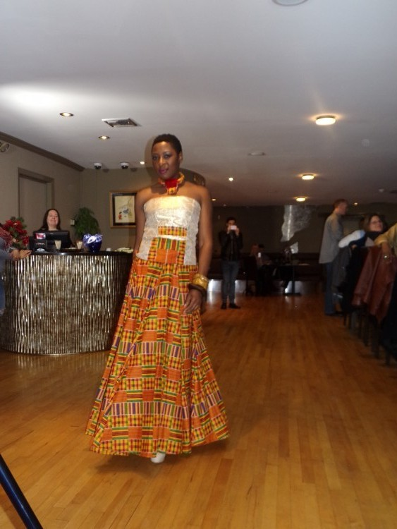 Yemi Sekoni African Fashion