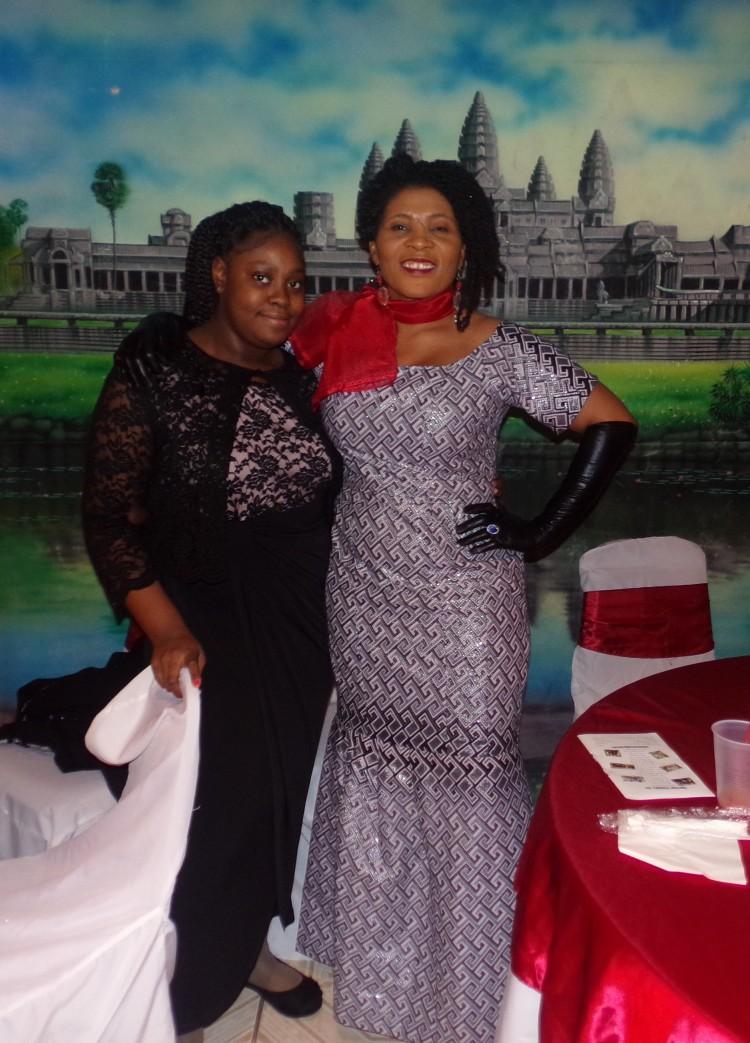 Catrina Nebo African Fashion