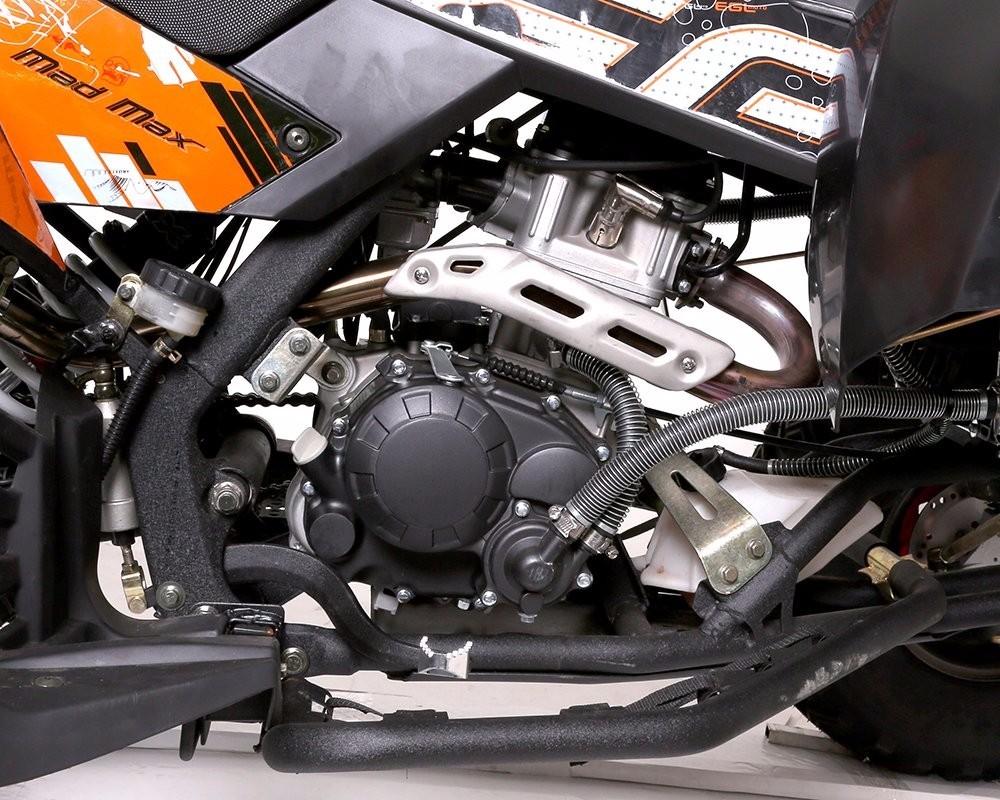egl black motor