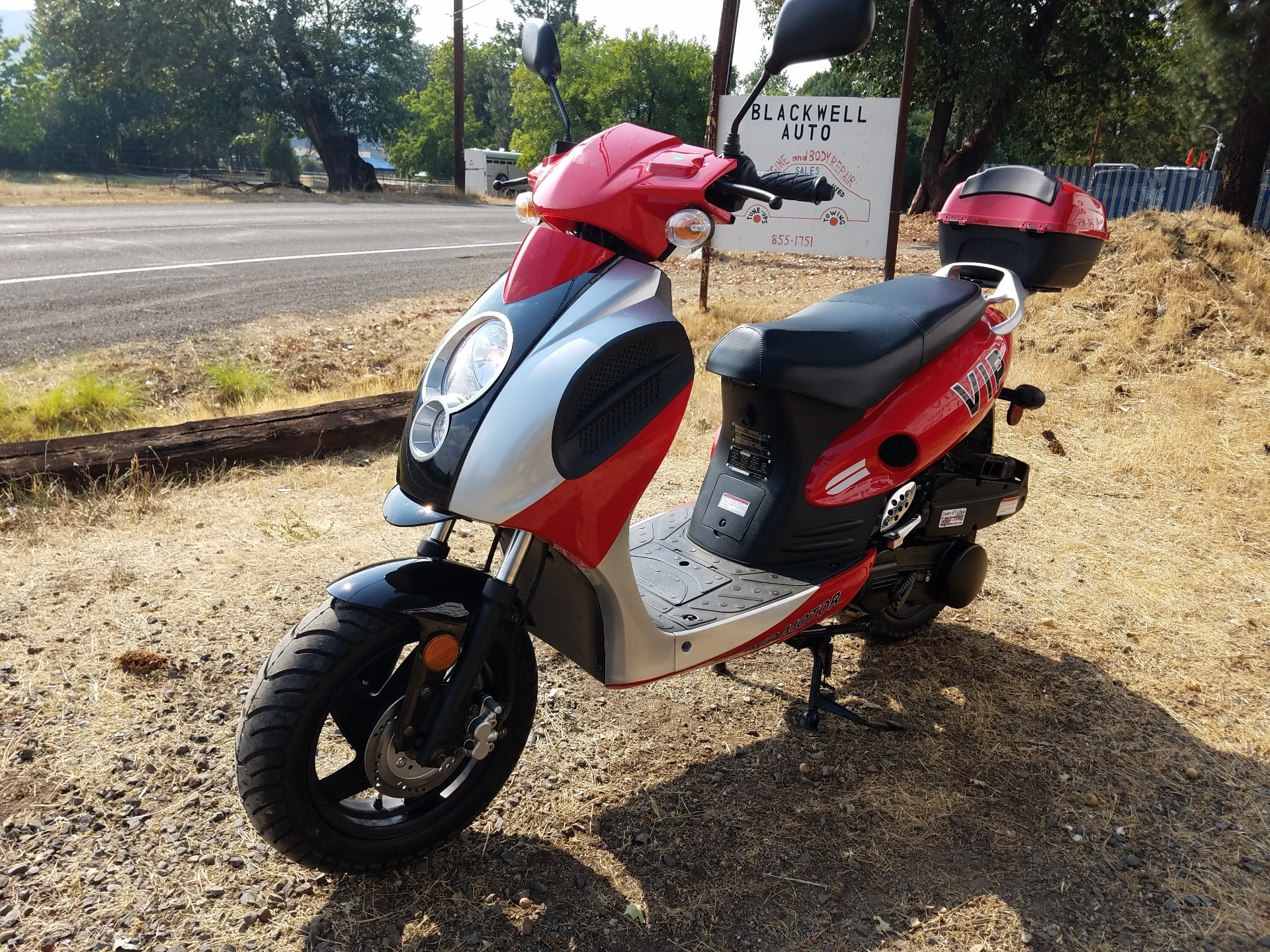 Scooter Inventory