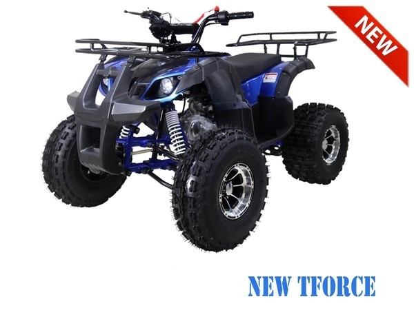 new tforce blue