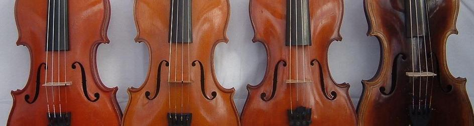 West of Ireland Violins