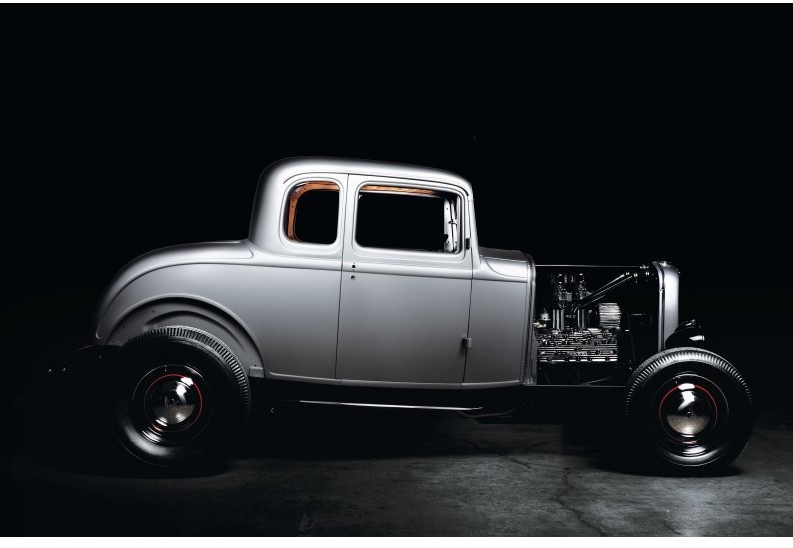 Reproduction 32 Ford and Parts