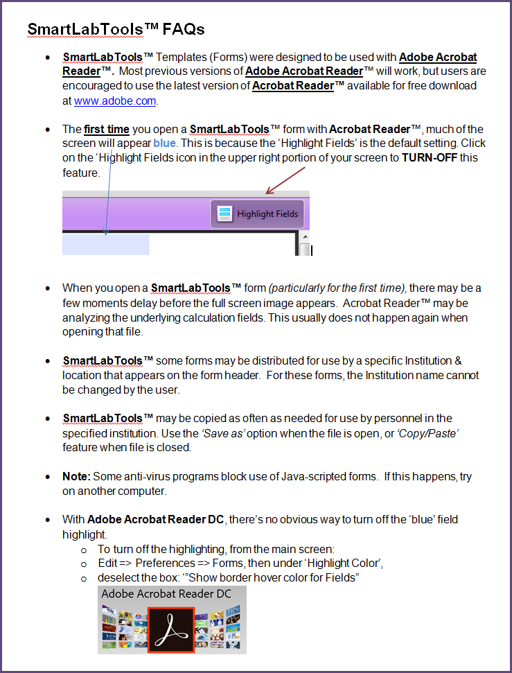 how to change text highlight color in adobe reader
