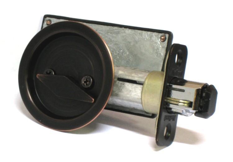 P 150 Pocket Door Privacy Lock
