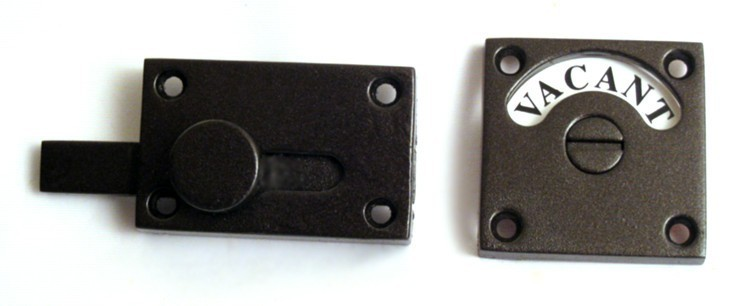 oil rubbed bronze indicator lock, oil rubbed bronze bathroom privacy lock