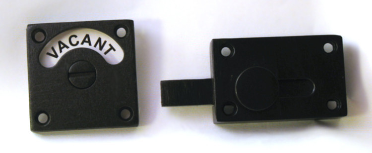 occupancy indicator lock oil rubbed bronze