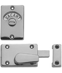 indicator lock, Bathroom indicator lock, indicator locks, privacy lock