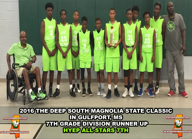 2016 THE DEEP SOUTH MAGNOLIA STATE CLASSIC