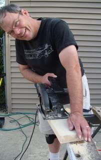 Keith Engleson owner of Keith Can Fix It Handyman Services