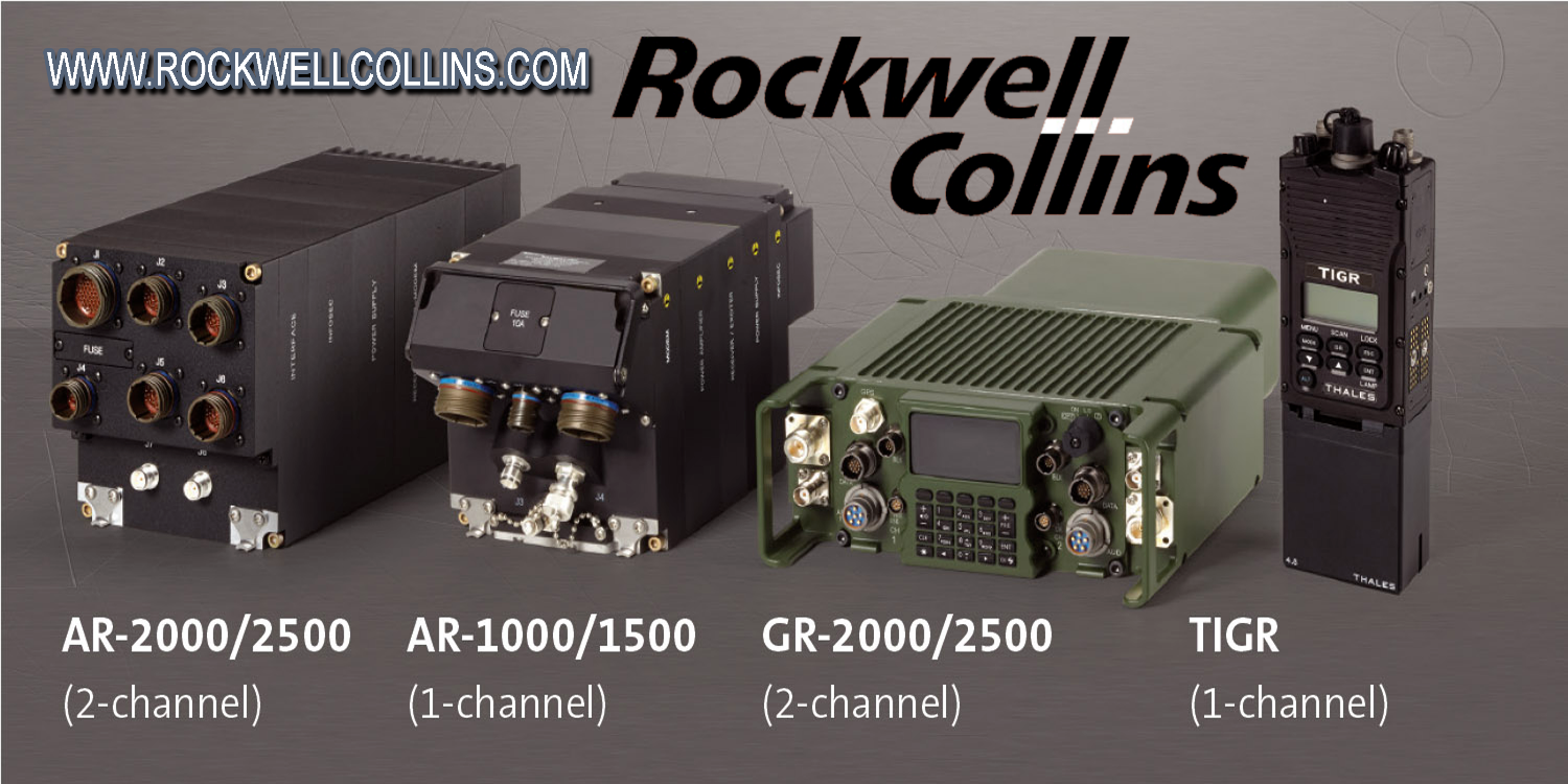 ROCKWELL COLLINS 2 8x4x400