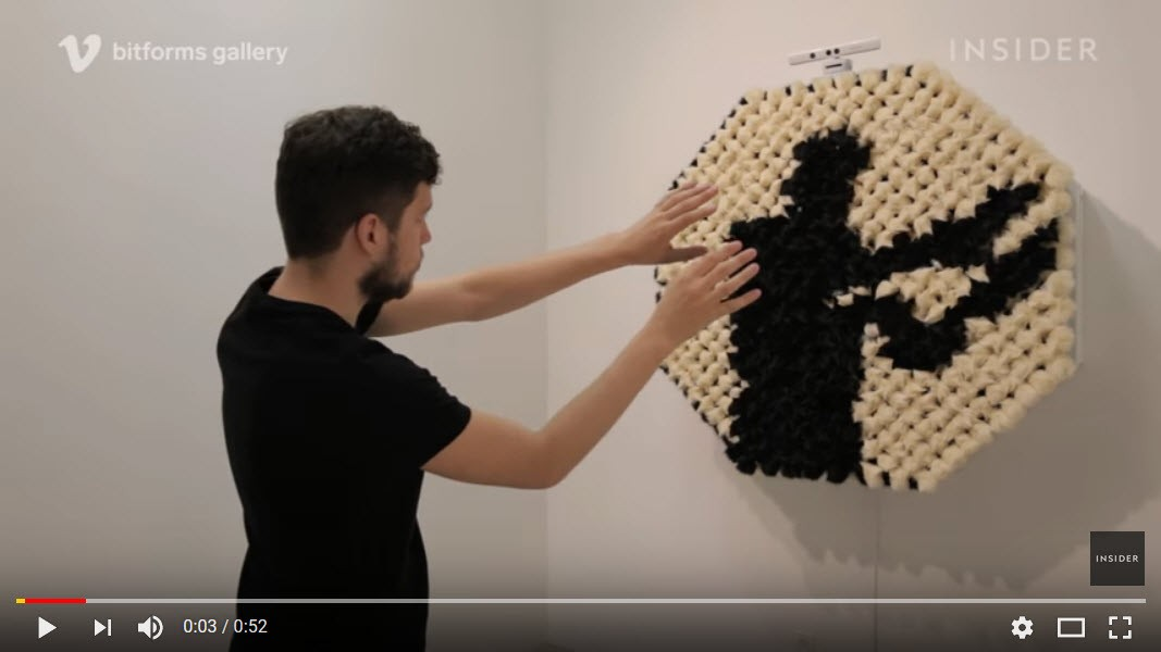 artist makes mirrors 1