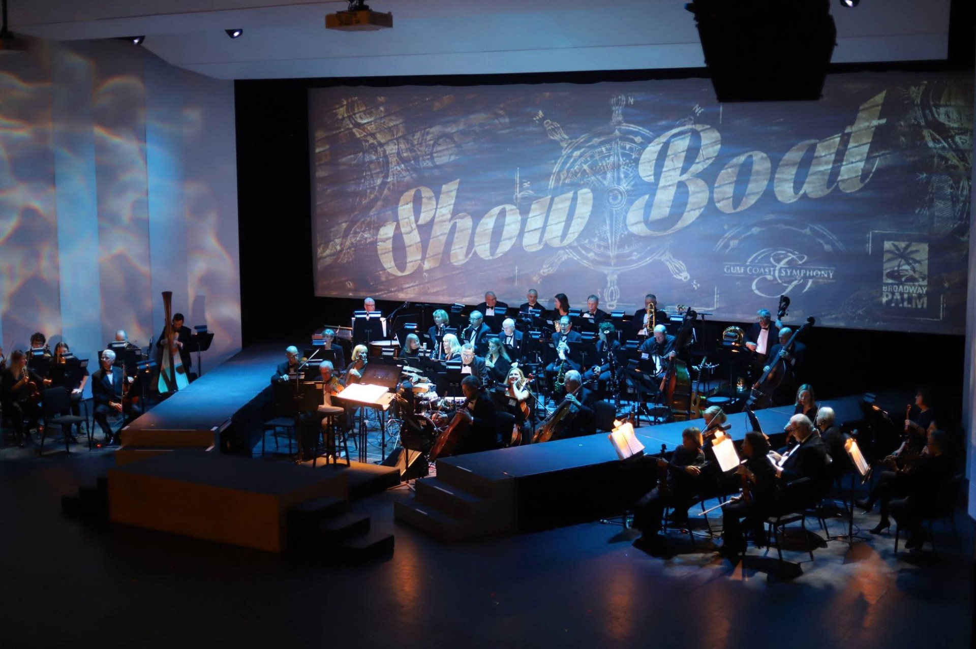 Show Boat Opening
