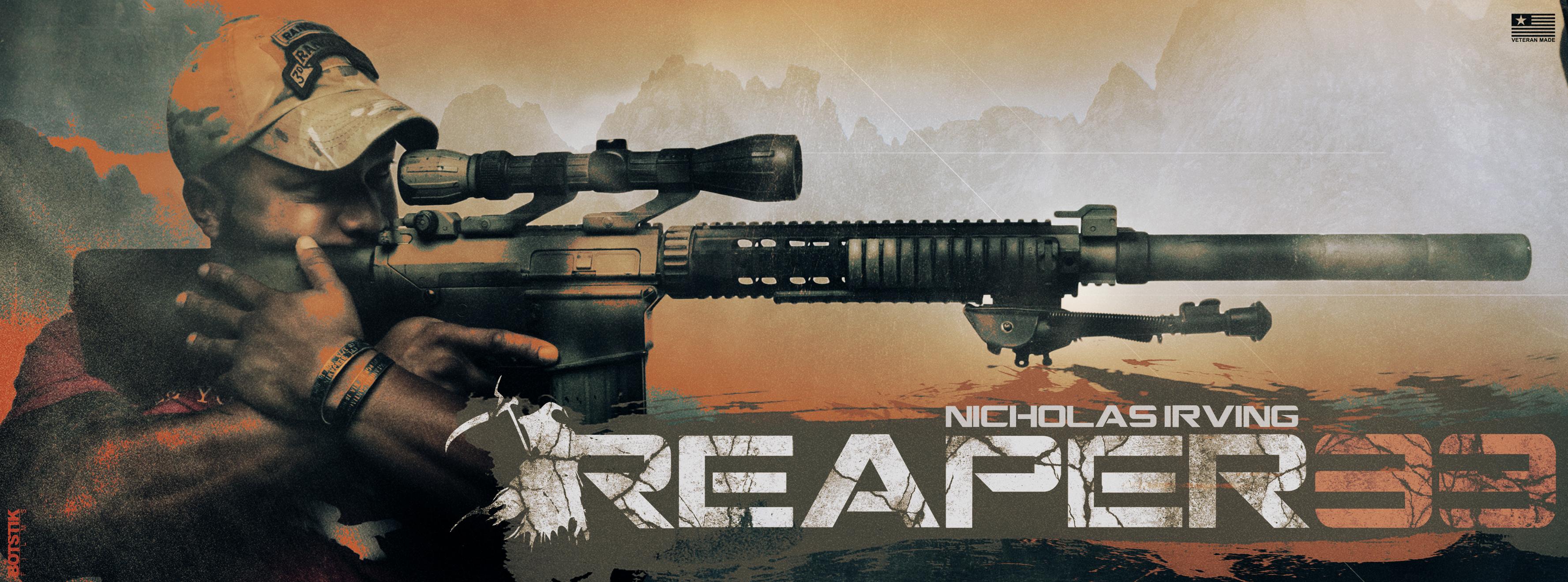 reaper 33