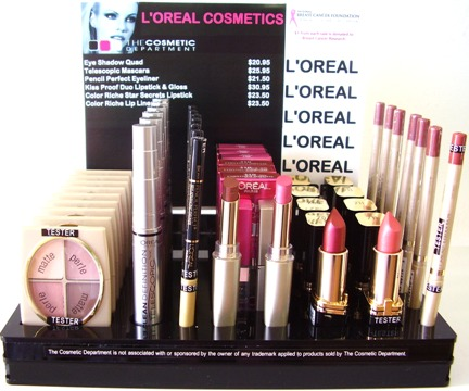 loreal products in Latvia