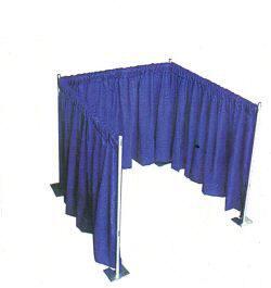Pipe And Drape Backdrop Kits, Portable Drapes Systems