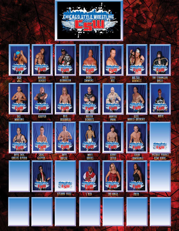 Pro Style Wrestling Autos Post