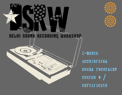 Delhi Sound Recording School & DJ School