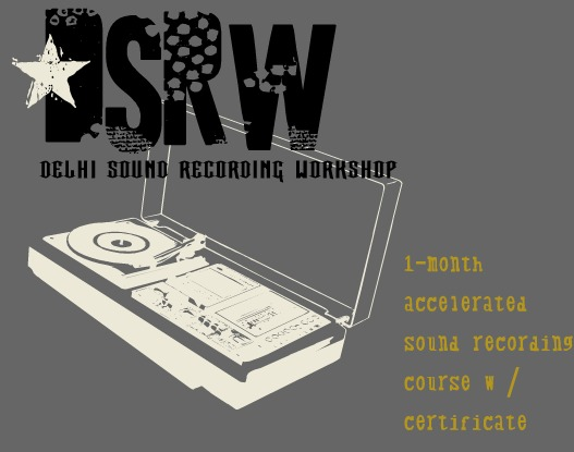 Delhi DJ School Sound Recording Course