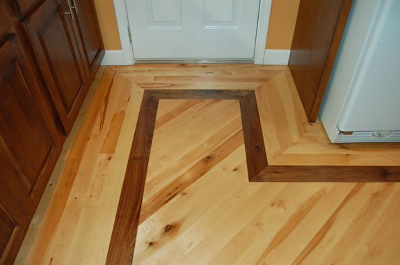 Installation hardwood floors design borders ma refinishing for Hardwood floor designs