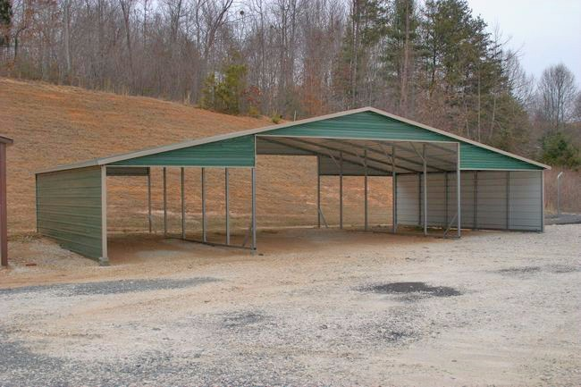 Metal Barns Georgia | Steel Barns | Barn Prices | GA