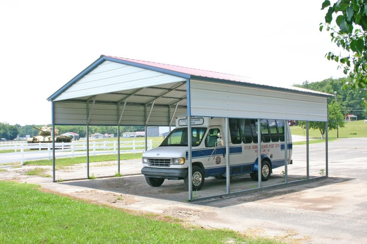 Steel Carports Ackerman MS