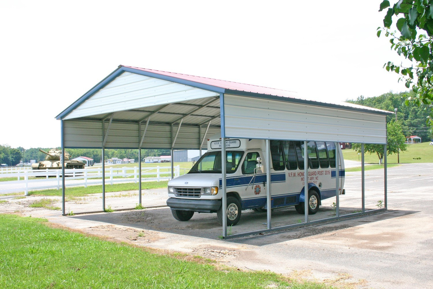 Steel Carports Aberdeen MS