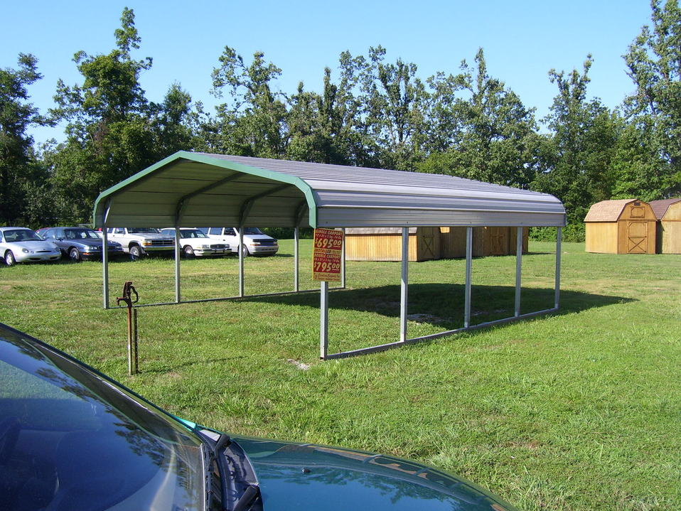 Carports - Michigan MI
