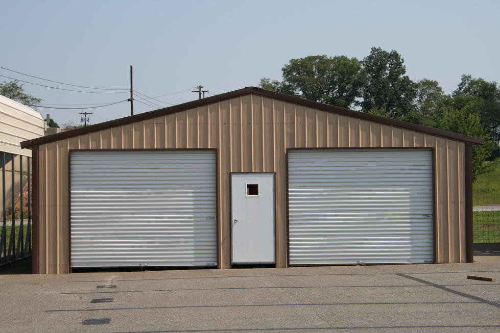 Enclosed Garages