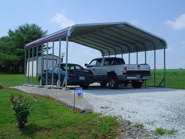 Metal Carports Steel Colorado CO