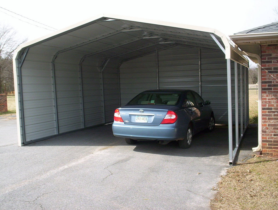 Metal Carports Steel Iowa IA