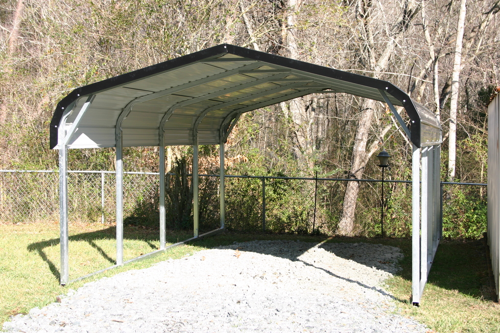 Metal Carports Steel Kansas KS