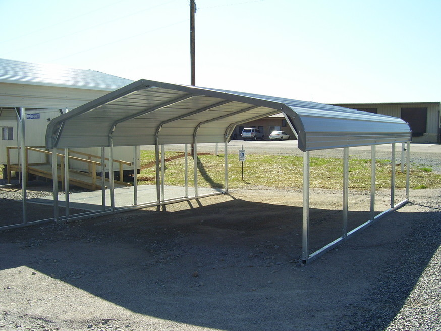 Metal Carports Steel New Mexico Nm