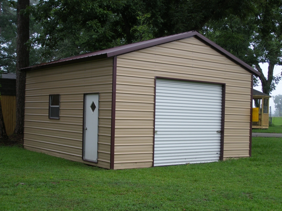 Metal Garages Steel Delaware DE