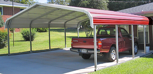 Metal Carports Steel South Carolina SC
