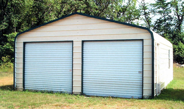 Metal Garages Steel Florida FL