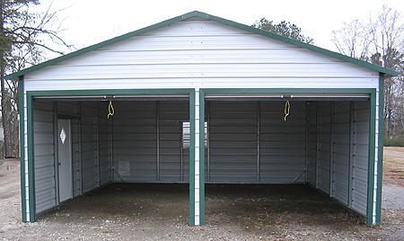 Metal Garages Steel Michigan MI