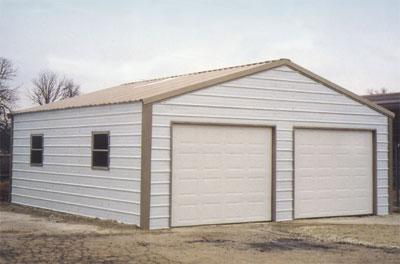 Metal Garages Steel Wisconsin WI
