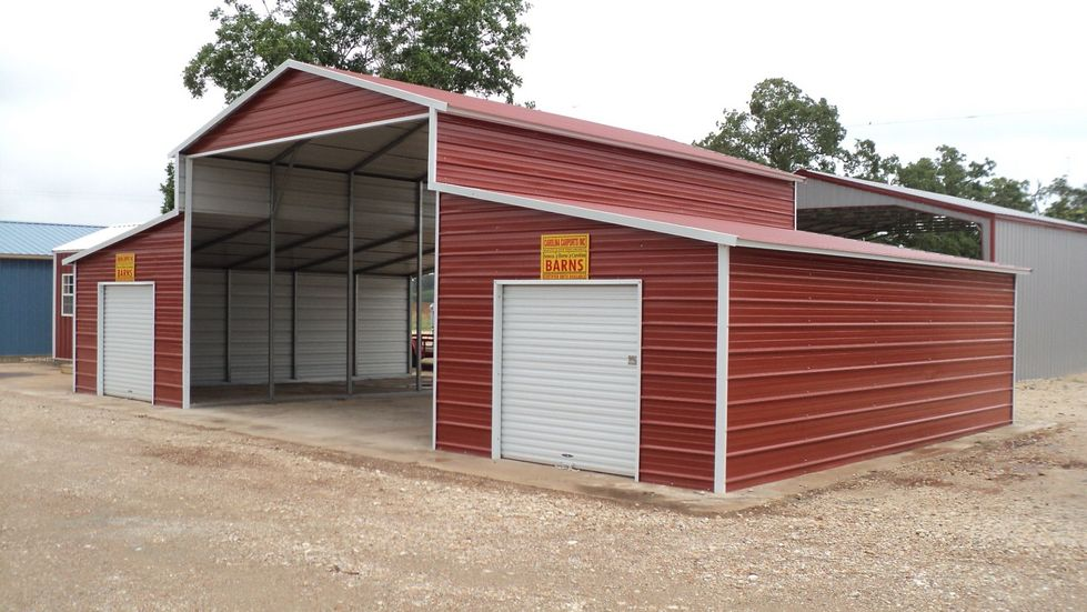 Metal Barns Mississippi Steel Barns Barn Prices Ms