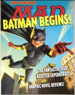 MAD FREEBIE BATMAN BEGINS