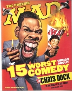 MAD FREEBIE CHRIS ROCK