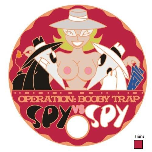 SPY VS SPY GREY SPY NUDE COPPER PATHTAG