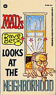 DAVE BERG LOOKS AT THE NEIGHBORHOOD MAD MUSEUM PAPERBACK BOOK