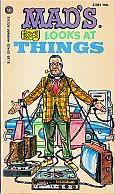 DAVE BERG LOOKS AT THINGS MAD MUSEUM PAPERBACK BOOK